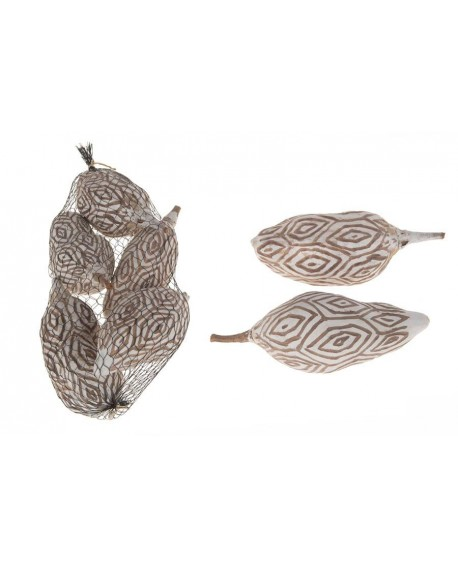 BAOBABS MEDIANOS BLANCO 5PC