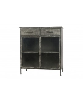 Mueble metal 82x37x92cm