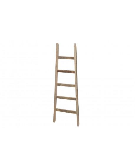 Escalera madera 118cm