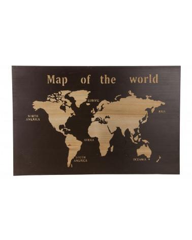 MAPA MUNDI 55x78x3cm