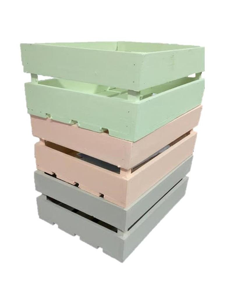 Caja 40x30x15 Gris