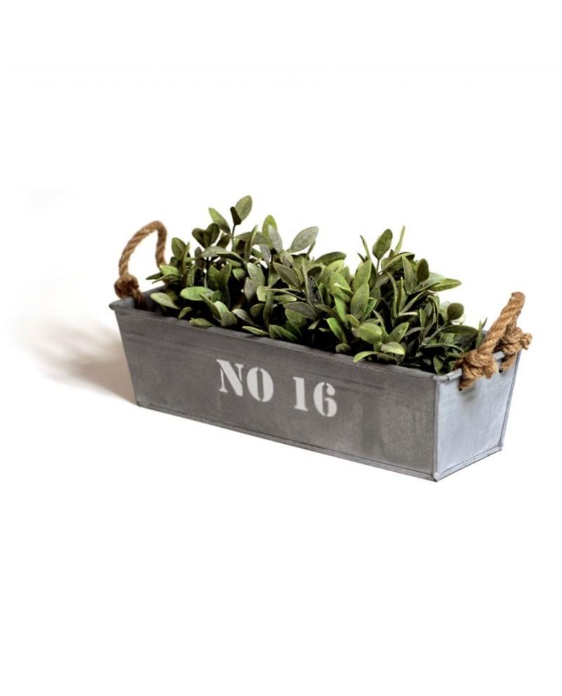 jardinera zinc rect xx